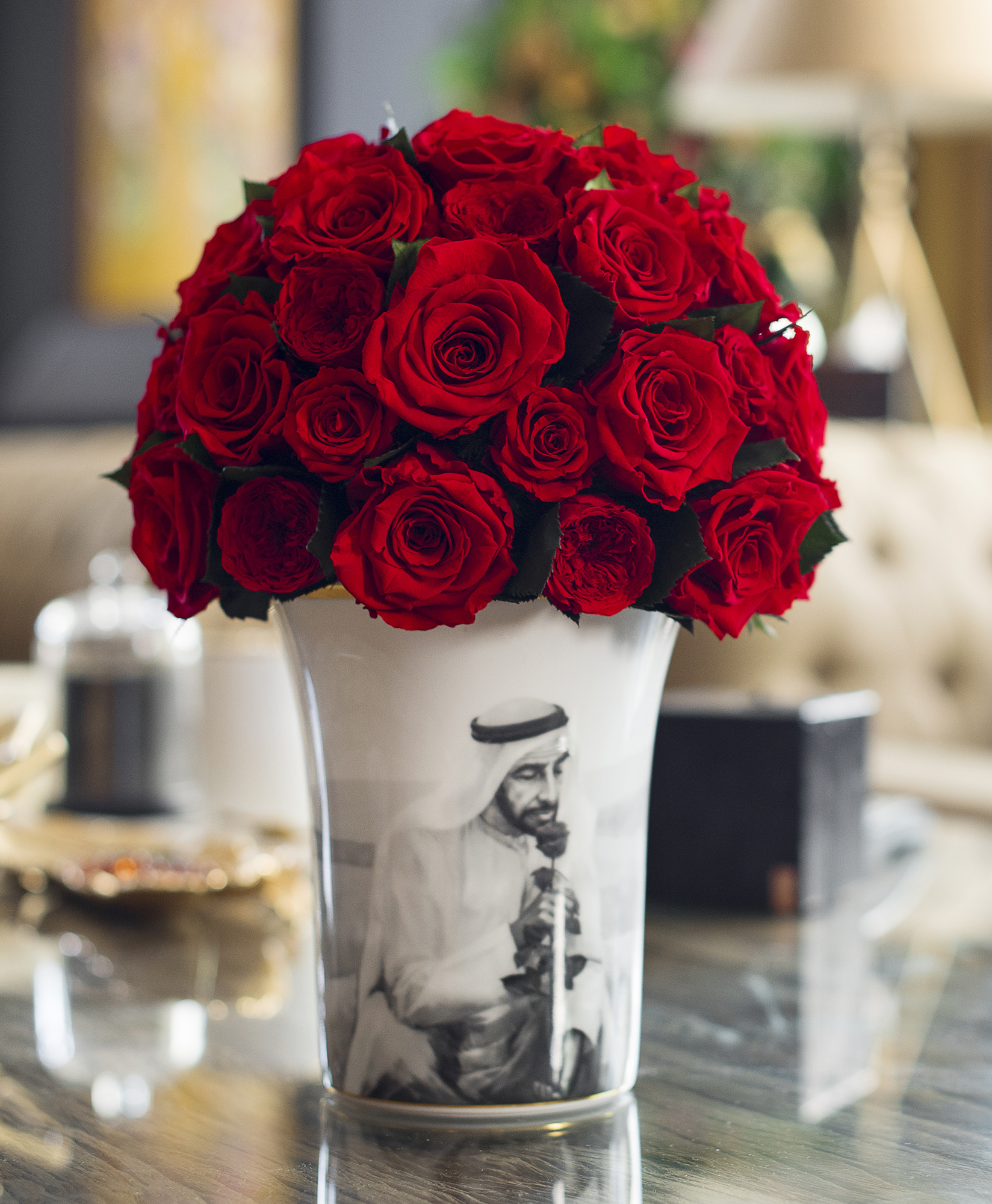 The Rose of Zayed