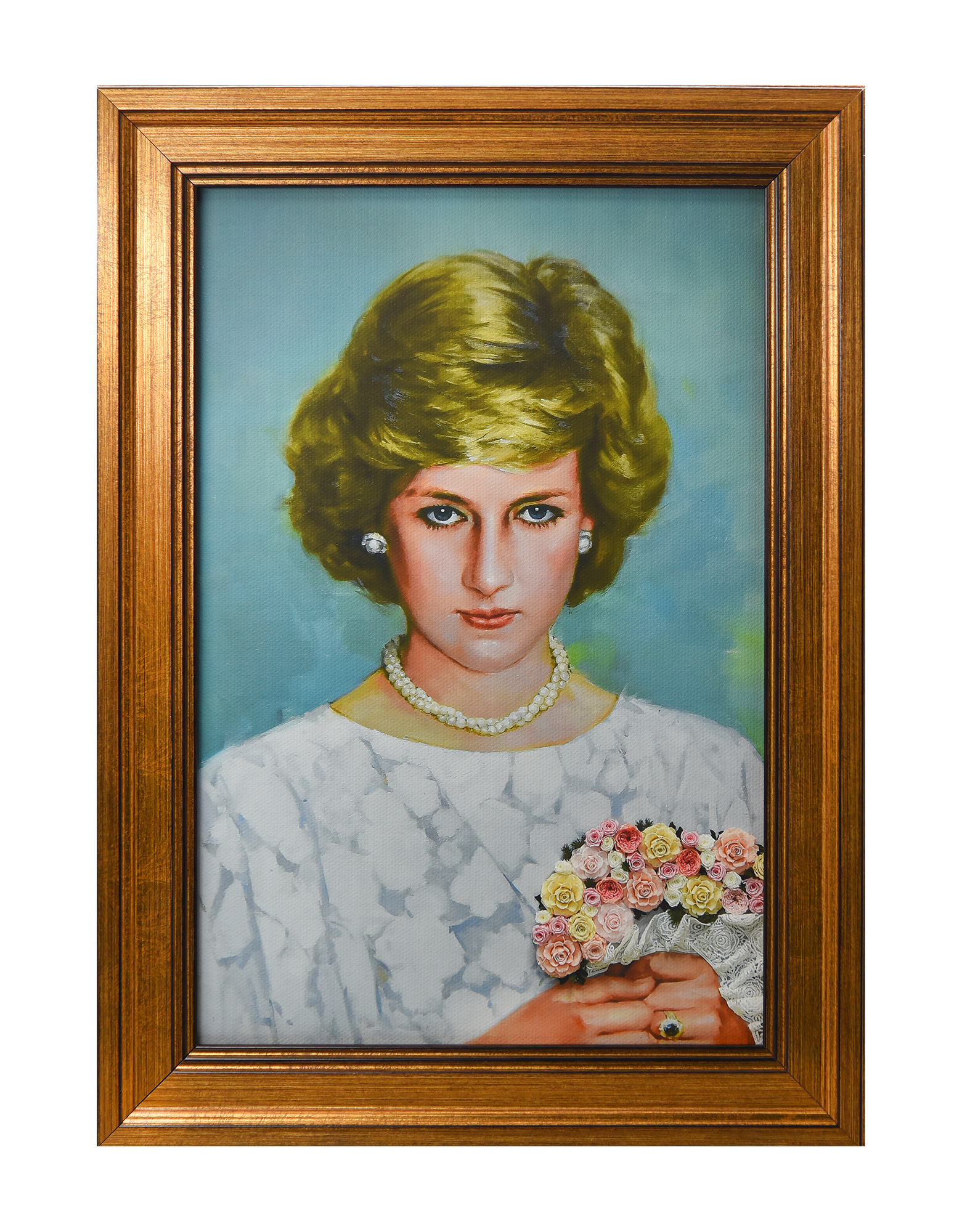Lady Diana Portrait