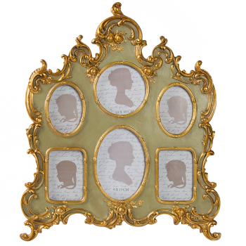 Victorian Multi Photo Frame
